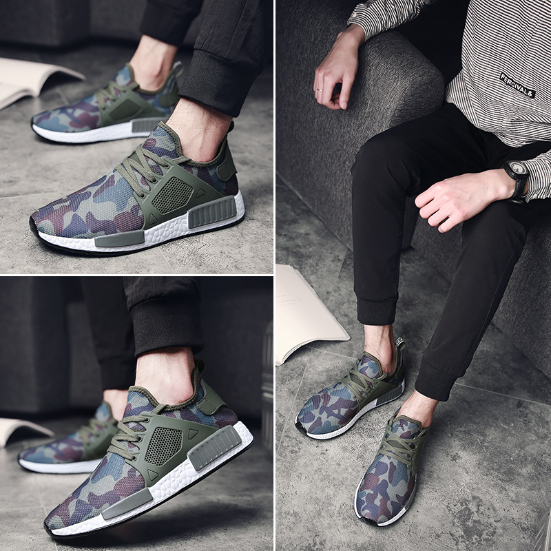 b2e19a800c39f8 2017 Summer Tenis Hot Sale Designer Men Shoes Camouflage Casual Mesh Luxury  Breathable Male Shoes Human Race Trainers Krasovki-in Men s Casual Shoes  from ...