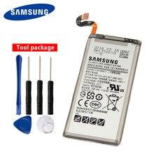 Original Samsung EB-BG950ABE Battery For Samsung GALAXY S8 G9500 G950U SM-G9508 G9508 EB-BG950ABA 3000mAh original samsung high quality eb bg950abe battery for samsung galaxy s8 sm g9508 g9508 g9500 g950u eb bg950aba 3000mah