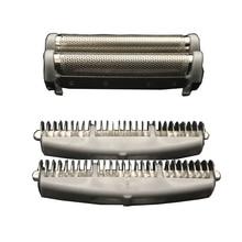 Man's Electronic Shaver foil  Razor SP-67 Screen Foil & 2 Cutter Blades,Shaver Acessories Fits for Remington Electronic Shaver стоимость