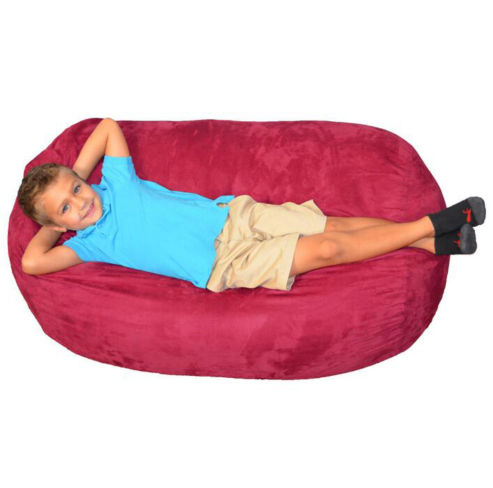 Kids bean bag lounger bean bag chair COVER only supply