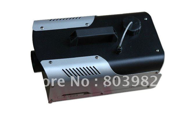 1000W remote control Fog machine be used in club party,family party,small stage/wedding/stage lighting