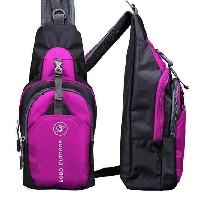 XINIU men travel bags Unisex Nylon Chest Back Pack casual Crossbody Shoulder Bag men Rucksacks duffle bag#0