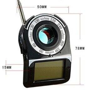 Image 2 - GPS GSM Signal WIFI G4 RF Tracker Pinhole Camera Bug Finder Anti Spy Detector Anti Candid Camera Detecting