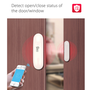 Image 2 - NEO COOLCAM Z גל בתוספת חכם בית דלת/חלון מגע חיישן חכם בית אוטומציה חיישן האיחוד האירופי 868.4MHZ compatiable Smartthings