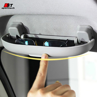 Car Styling Sunglass Case For Audi Honda Mazda VW Glasses Holder Cage Storage Box For Benz