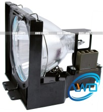 AWO Cheap Compatible Projector Lamp LV-LP02 with Housing for CANON LV-5500/7500 180 Day Warranty