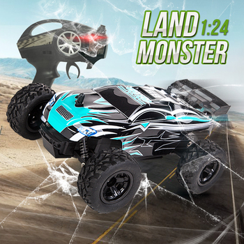 Rc Car Drift Off-Road Vehicle 1:24 Crawlers Remote Control Racing Cars Race Electric Toys Cars Radio Controlled Car New