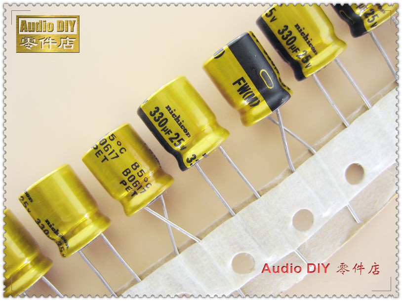 20PC 470uF 35V High Frequency Radial Electrolytic Capacitor 105C 10x13mm