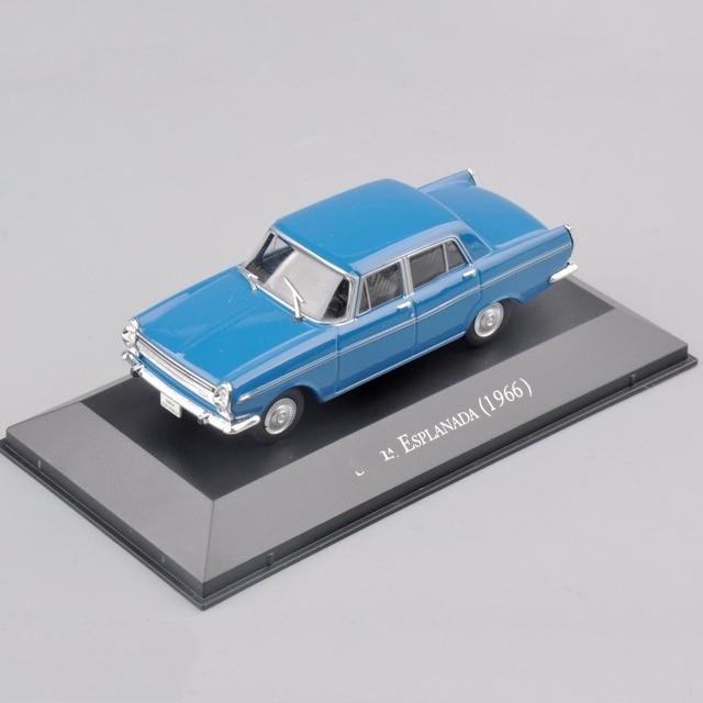 Атлас Игрушки 1/43 Масштаб SIMCA ESPLANADA (1966) Автомобиль Коллекционная Модель Автомобиля Детские Игрушки brinquedos Новый Год Подарки