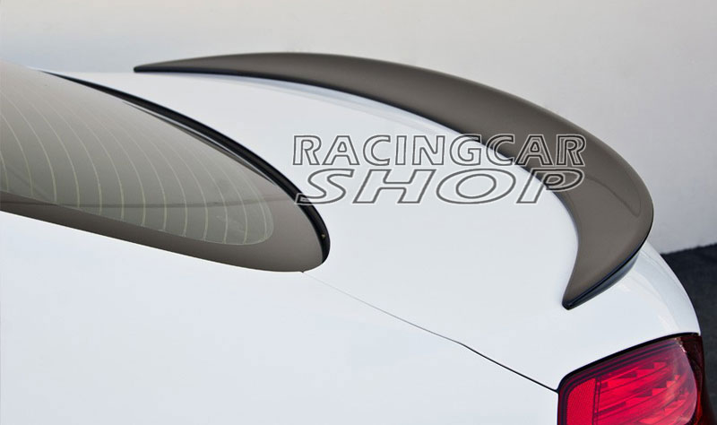 M Sport Style Real Carbon Fiber Trunk Spoiler for BMW F13 F06 6-Series 640i 650i M6 Grand Coupe 2012UP B176