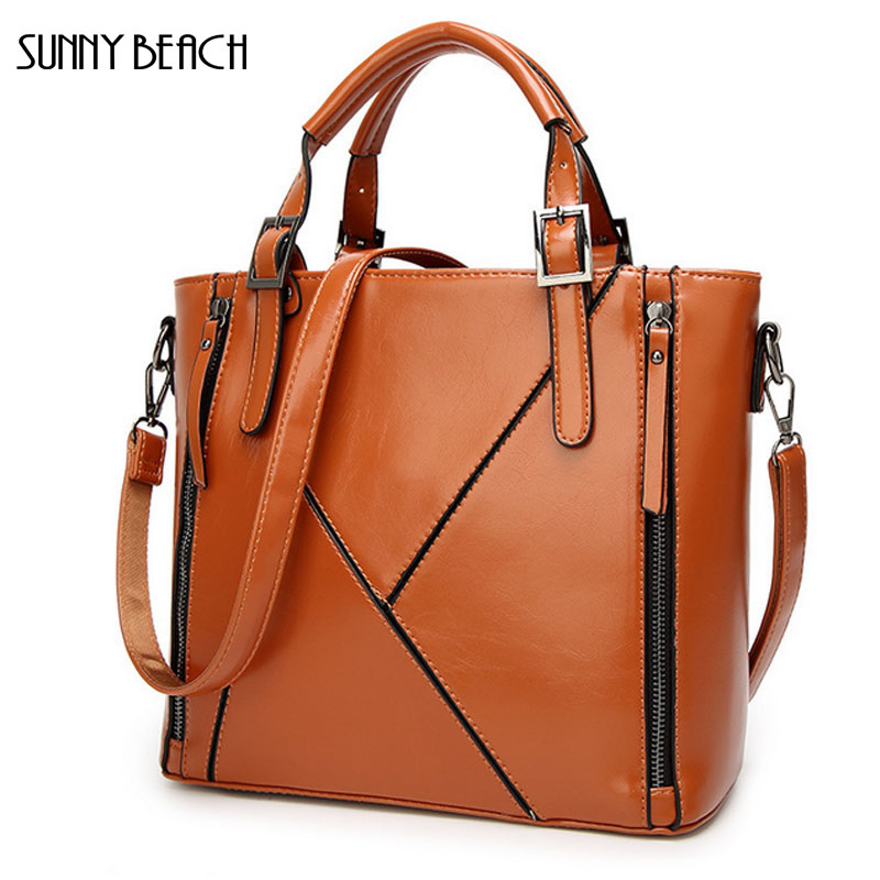 SUNNY BEACH Handbags Women Bags Designer Famous Brands Female Crossbody Messenger Shoulder Bag Tote Bag
