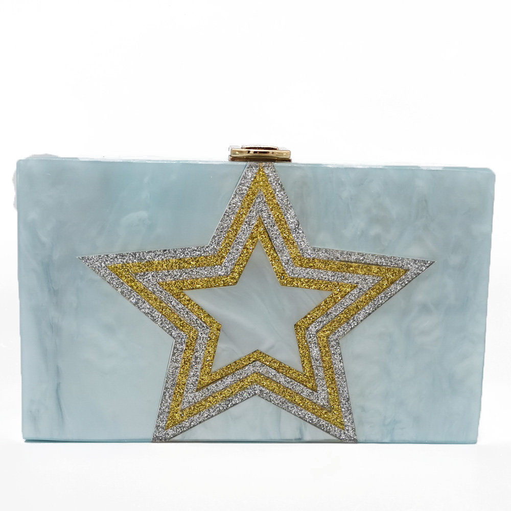 Star Acrylic Bag (8)