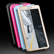 Flip View Window Case For Xiaomi Redmi 4X 4A 5A Note 2 3 4 4X 5A Prime note 5 Pro Cases Stand Protective Cover Mobile Phone Bag