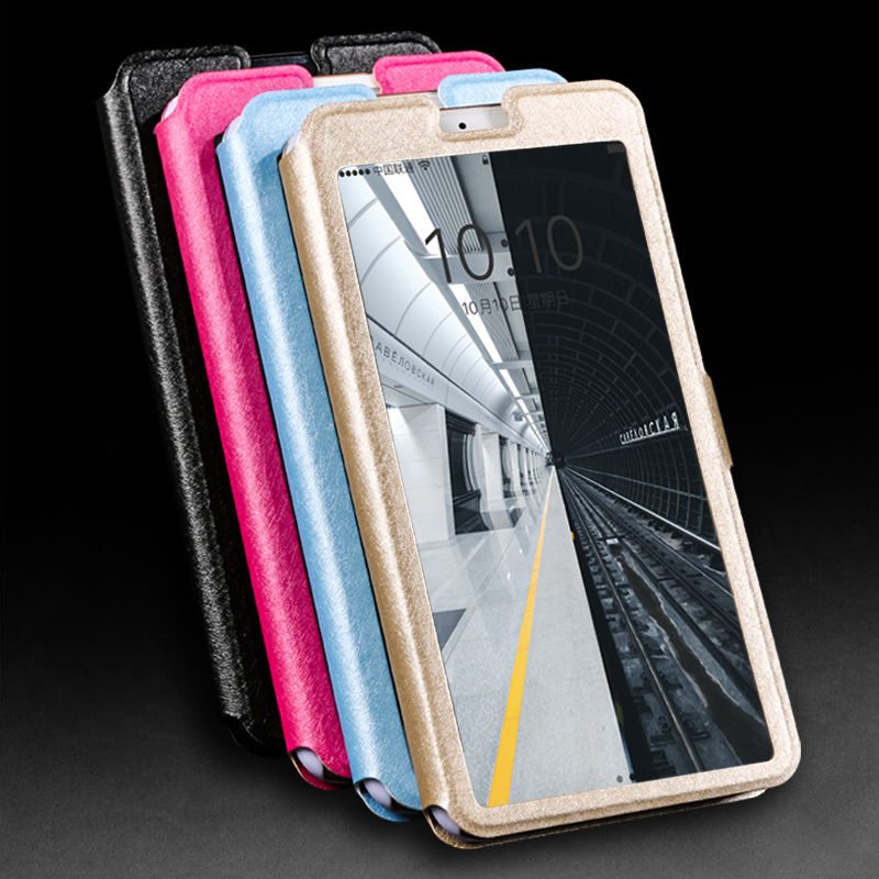 Flip View Window Case for Nokia 1 2 2.1 3 3.1 5 5.1 6 6.1 7 7.1 8 8.1 Plus Sirocco Cases Stand Protective Cover Mobile Phone Bag