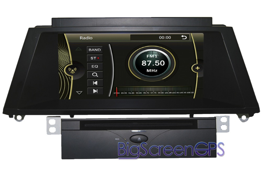 7 Inch Car Stereo GPS Navigation For BMW X5 E70 2007 2015 X6 E71 E72 2008 2015 Multimedia Free Map Monitor Bluetooth Stereo