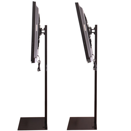 Exceptional Aliexpress.com : Buy 32 70 Inch LCD LED Plasma TV Mount Floor Stand Tilt  Swivel Monitor Holder AD Display With DVD Holder Height Adjustable From  Reliable Tv ...