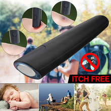 1Pcs Ultrasonic Mosquito Repelling Mosquito Bug Itch Reliever Bite Helper Itching Relieve Pen For Soothing The Ttch