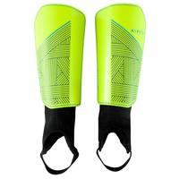 Kostenloser versand grüne farbe schienbeinschutz fußball schutz fußball schutz XS S M L XL