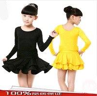 2015 Sale Vestido Ballet Dress Fewer Children Latin Dance Skirt Suit Of Clothes Children S Girls