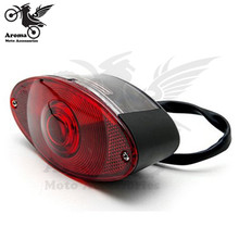 free shipping moto Professional modification accessorie LED motorcycle brake light for yamaha honda suzuki tail lights universal
