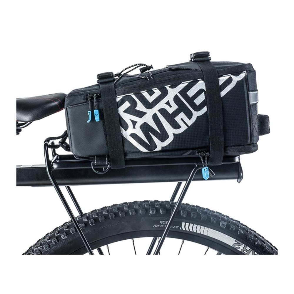 2018 100% NOVINKA Cyklistická taška Bike Zadní taška Pannier - Cyklistika