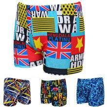 MSSNNG Мужские плавки с мультипечатным рисунком, эластичные плавки, пляжные шорты для плавания, шорты для серфинга