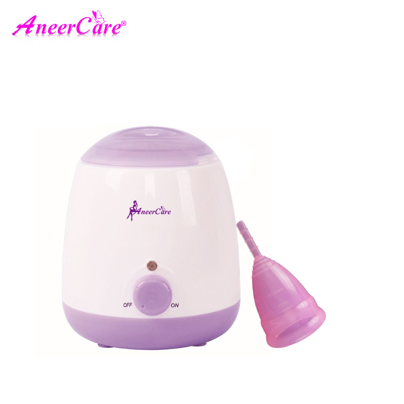 Menstrual Cup Dedicated Sterilizer Feminine Hygiene Product Copa Menstrual Dedicated Sterilizer Coupe Menstruelle aneercare все цены