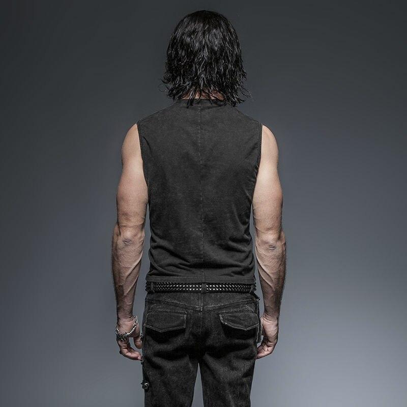 mens sleeveless vest
