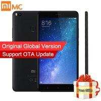 Global Version Xiaomi Mi Max 2 Max2 4GB 64GB Smartphone Snapdragon 625 Octa Core 6.44 Inch 1080P 5300mAh QC 3.0 12MP Andriod 7.1