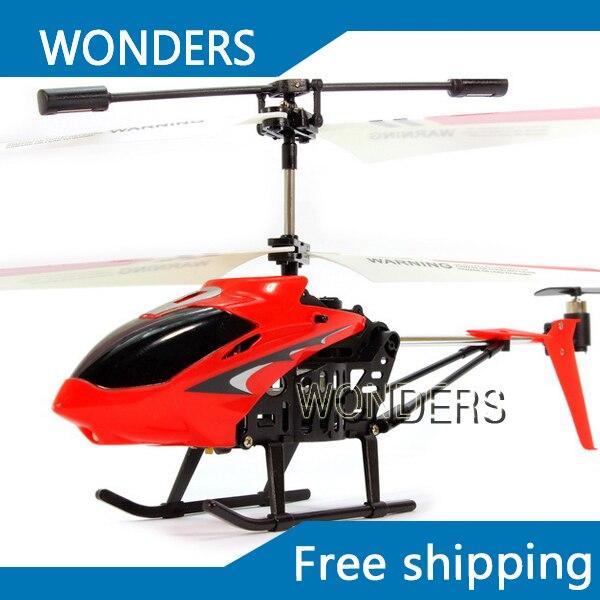 Best цена, мини анти-шок RC Дистанционное управление вертолет самолет игрушки встроенным гироскопом с инфракрасным Дистанционное управление;