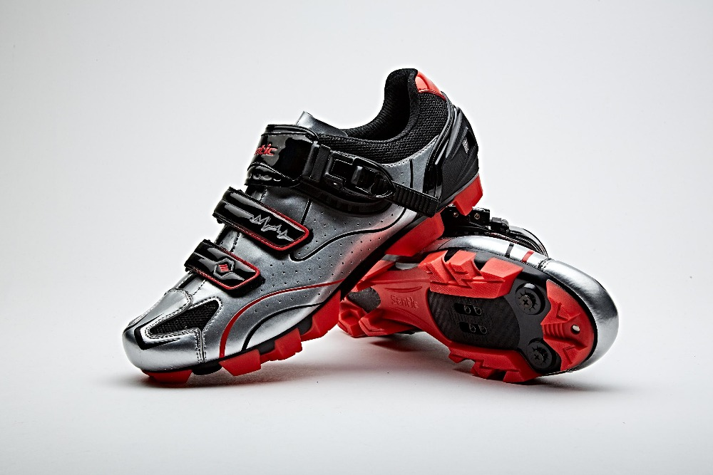 Santic MTB Cycling Shoes zapatillas ciclismo Bicycle Sports Shoes Cleated Shoes Men Cycling Shoes WMS17001 santic men