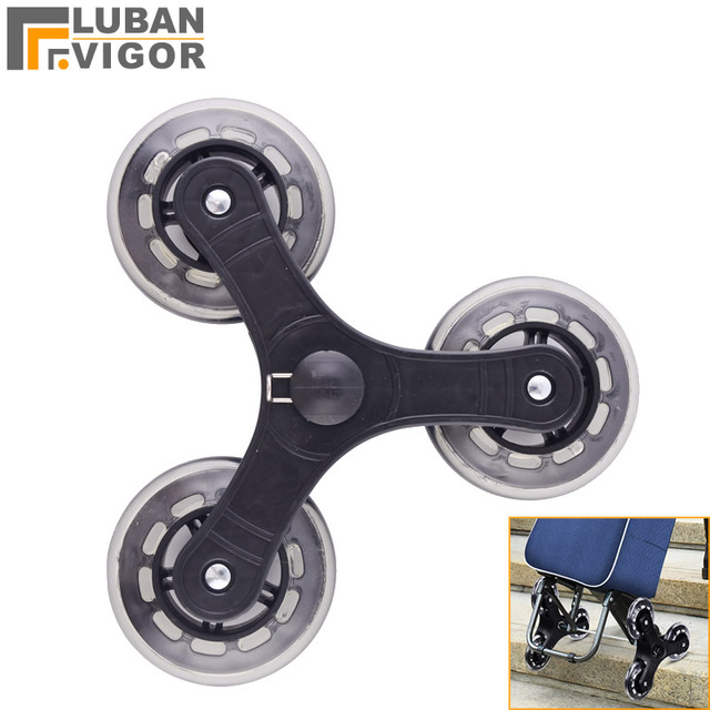 Triangle Frame Wheel/Climbing Wheels,casters With Bearing , For Shopping  Cart Wheels,