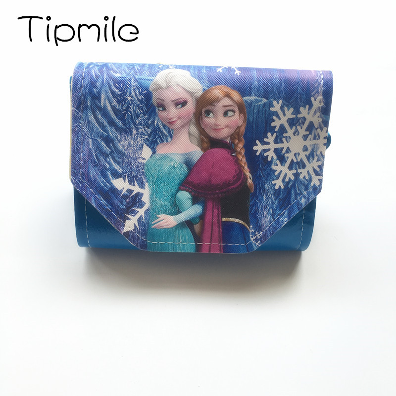 Else Princess Bags for Kids Children Blue Froze Girls Messenger Bag Boys Cartoon Bags Hasp Else Baby Coin Purse Bag Gift for kid 3d cartoon kindergarden backpack children bag mini school bags for kids bag girls boys cute kid car backpacks