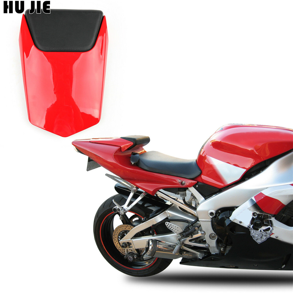 Artudatech Rear Seat Fairing Cover Cowl For Yamaha YZF R1 2002-2003 Fairing Red