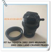 FIT For TOYOTA 2002 2005 4RUNNER 2002 2004 LAND CRUISER PRADO Windshield Windscreen Washer Motor Washer