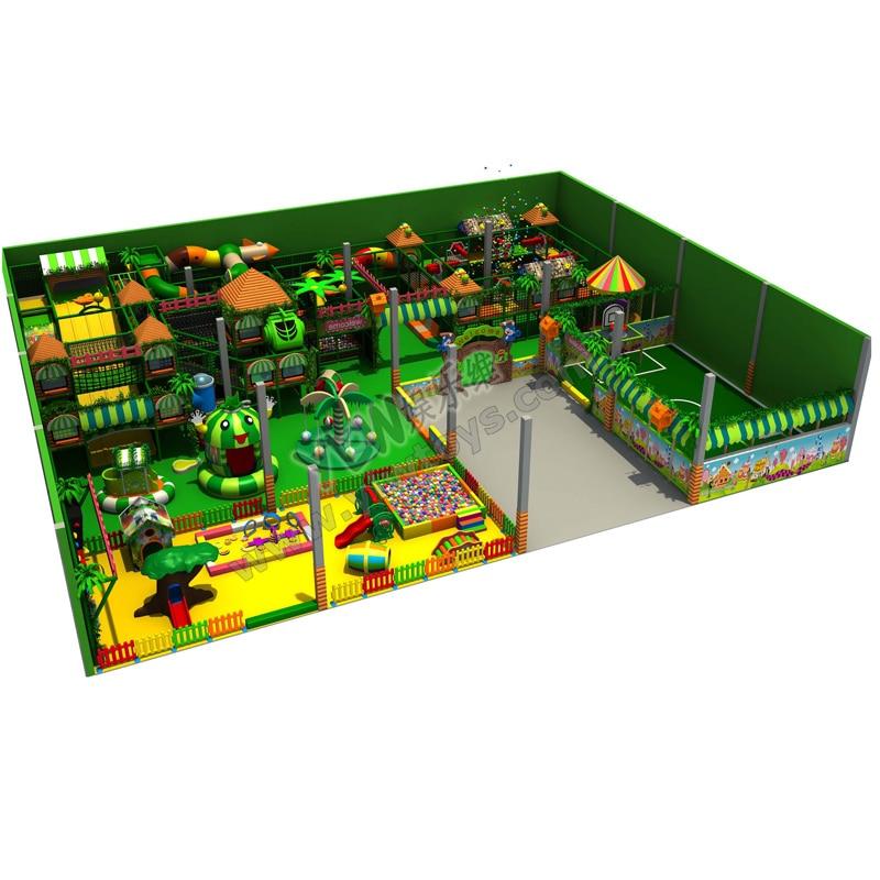 Огромный развлечений крытая площадка. детская площадка игрушки, дети мягкого игрового оборудования YLW IN16287