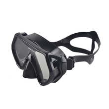 Scuba Diving Silicone Mask with Glass Lens
