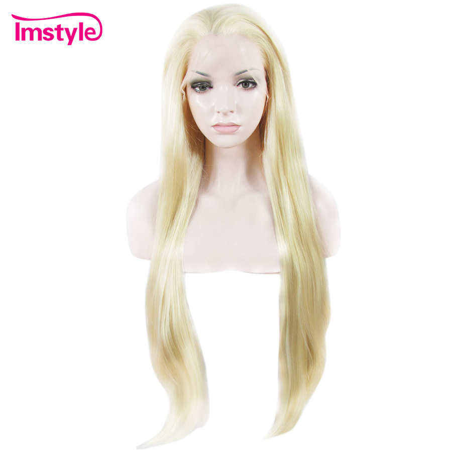 Imstyle Wavy Synthetic Light blond 30