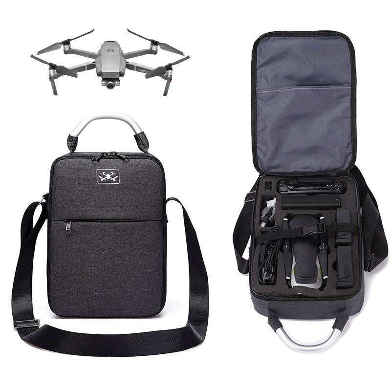 Portable Storage Bag Travel Case Carring Shoulder Bag For DJI Mavic Air/Mavic 2 Pro Drone Handheld Carrying Case Bag Waterproof