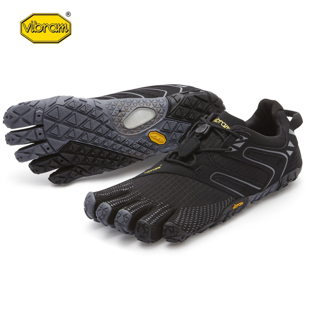 цена Vibram fivefingers V-TRAIL Hot Sale Design Rubber Five Fingers Outdoor Slip Resistant Breathable Light weight Shoe for Women онлайн в 2017 году