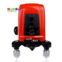 Laser Level 2 Red Cross Line 1 Point AK435 Horizonatal Vertival 360 Rotary Self leveling Nivel Laser Diagnostic Tools A8826D