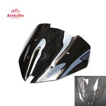 Motorcycle Windshield Z250 Kawasaki Z300 Fit-For
