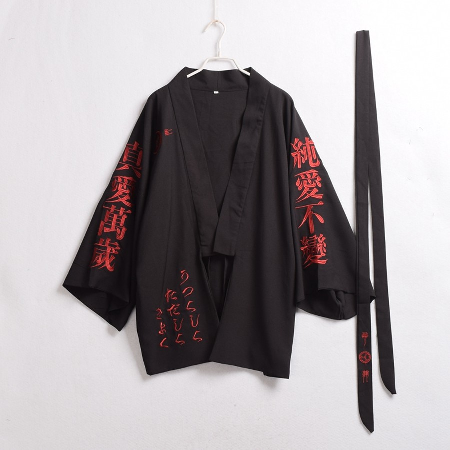 Black Haori (2)