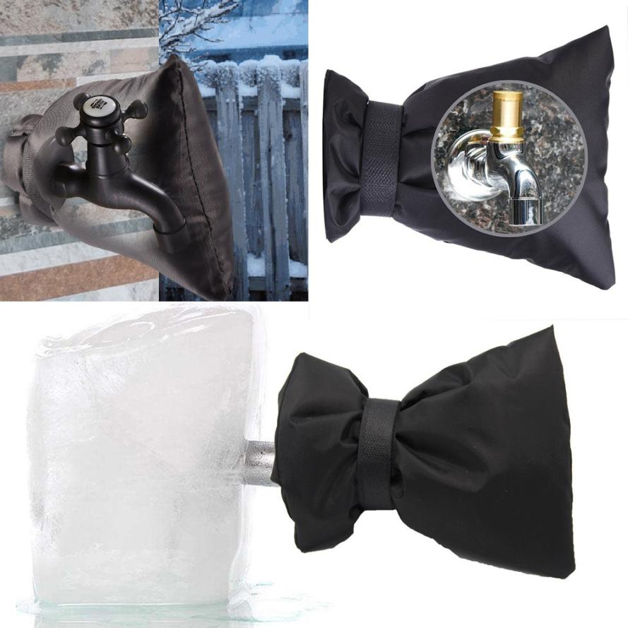 1 Pcs Water Tap Freeze Protection Covers Kit Winter Outdoor Faucet ...