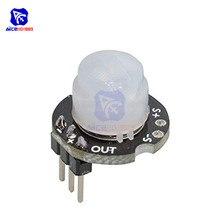 MH-SR602 High Sensitivity Motion Detector Sensor Module SR-602 Human Infrared Detection Sensor Module