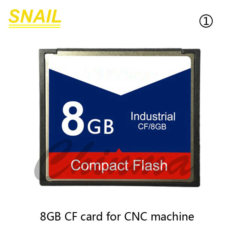 Detail Feedback Questions about CF card 8GB for Fanuc