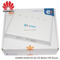 En gros Huawei B310S-518 150 Mbps 4G LTE Plus Sécurisé Sans Fil Routeur Soutien B1 B2 B4 B5 B7 B28