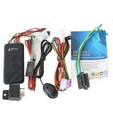 GT06 Mini Car Tracker GPS GSM SMS GPRS Vehículo Sistema de Seguimiento En Línea Monitor de Alarma de Control Remoto para La Motocicleta