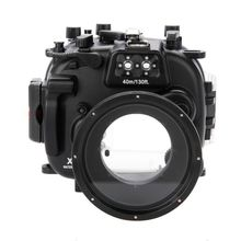 Meikon 40m 130ft Underwater Waterproof Diving Housing Case For Fujifilm X-T1 XT1 Camera