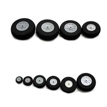 16mm 20mm 30mm 40mm 45mm 50mm 55mm Sponge Wheel For RC Airplane(China)